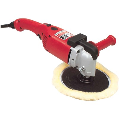Milwaukee 11A 7 In./9 In. 1750 rpm Angle Polisher Sander
