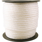 Do it 1/2 In. x 250 Ft. White Braided Nylon Rope Image 1