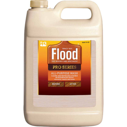 Flood Pro Series 1 Gal. All-Purpose Wash